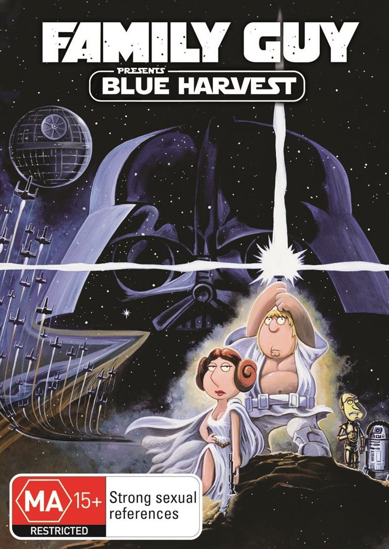 Family Guy: Blue Harvest | DVD