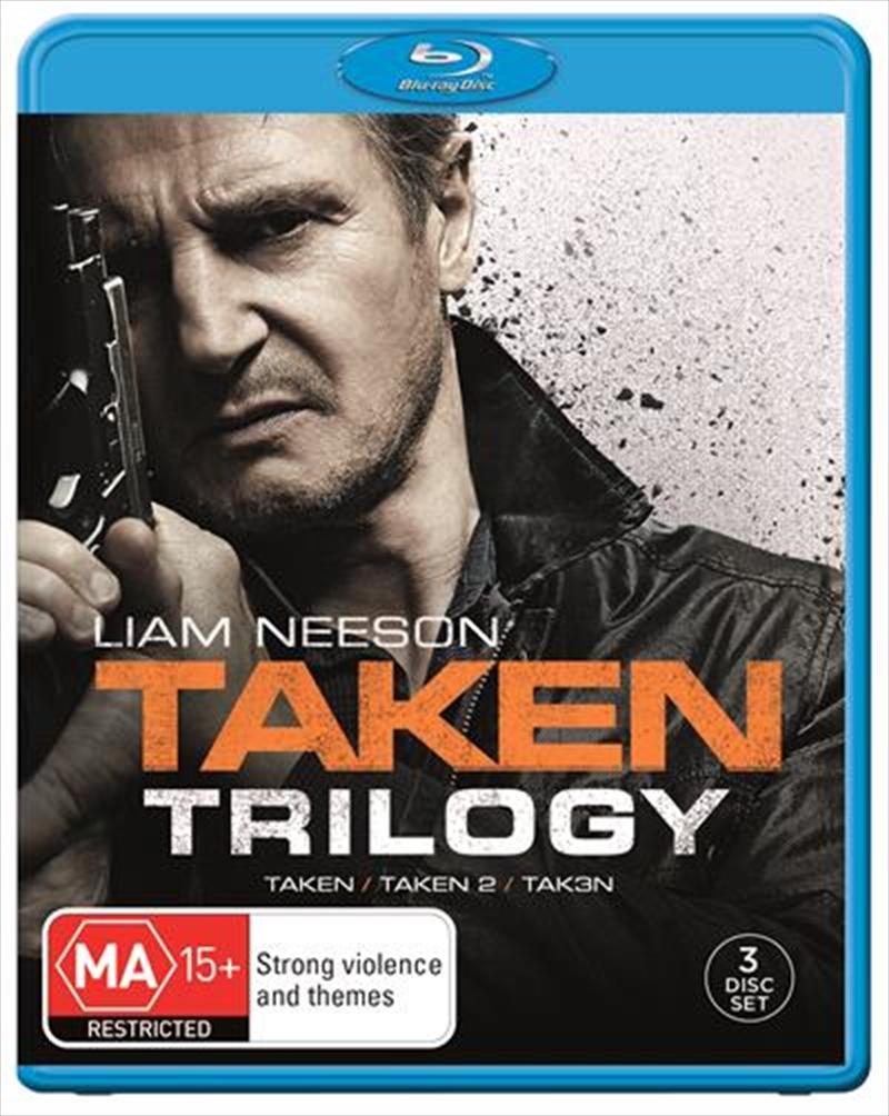 Taken / Taken 2 / Taken 3 | Blu-ray