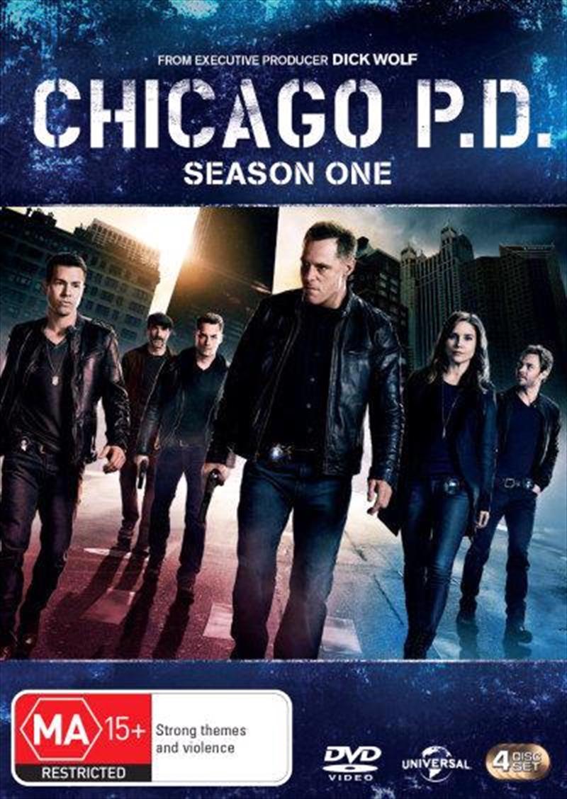 Chicago P.D. - Season 1 | DVD