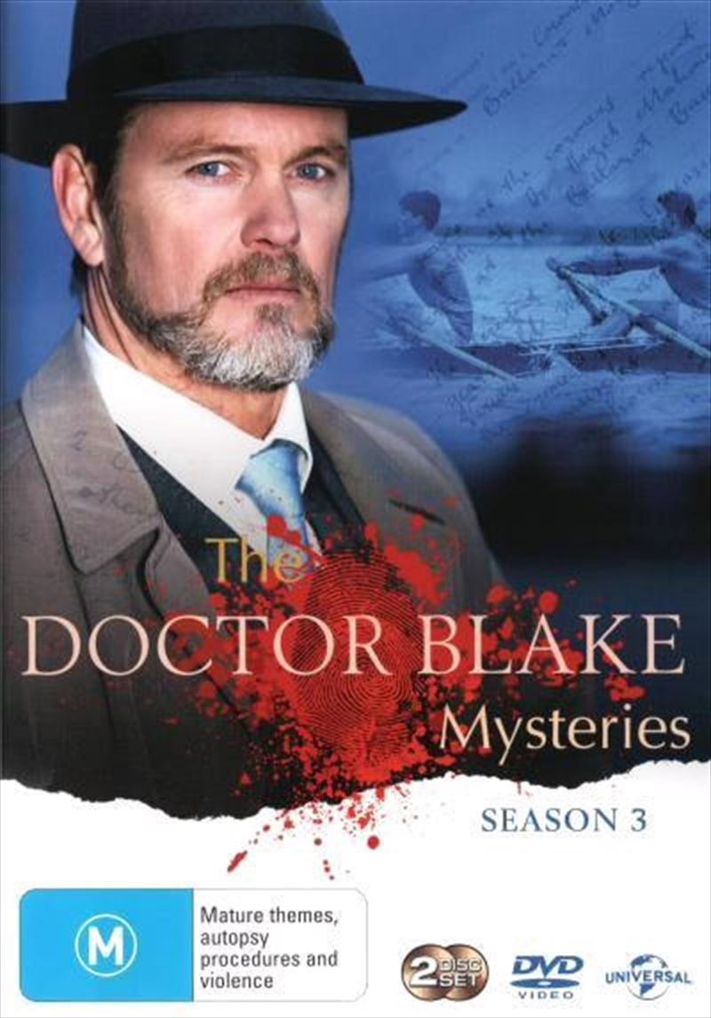 Doctor Blake Mysteries - Season 3, The | DVD