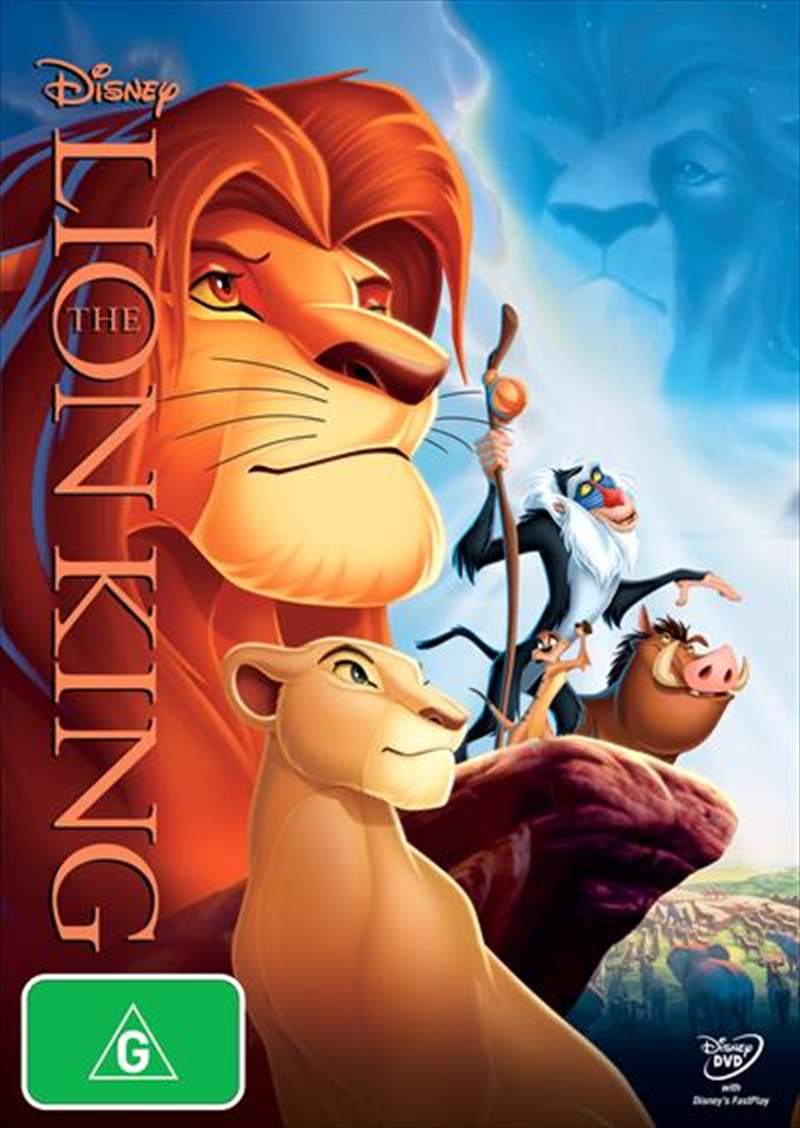 Lion King, The | DVD