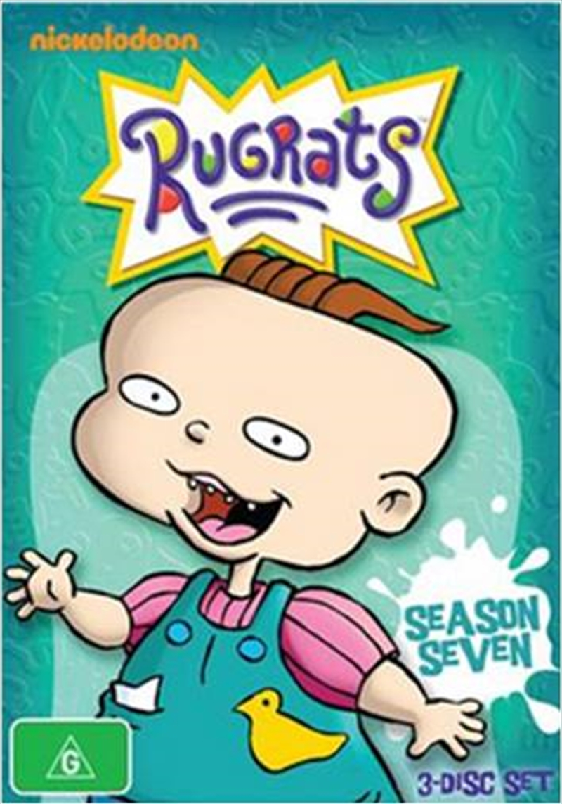 Rugrats - Season 7 | DVD