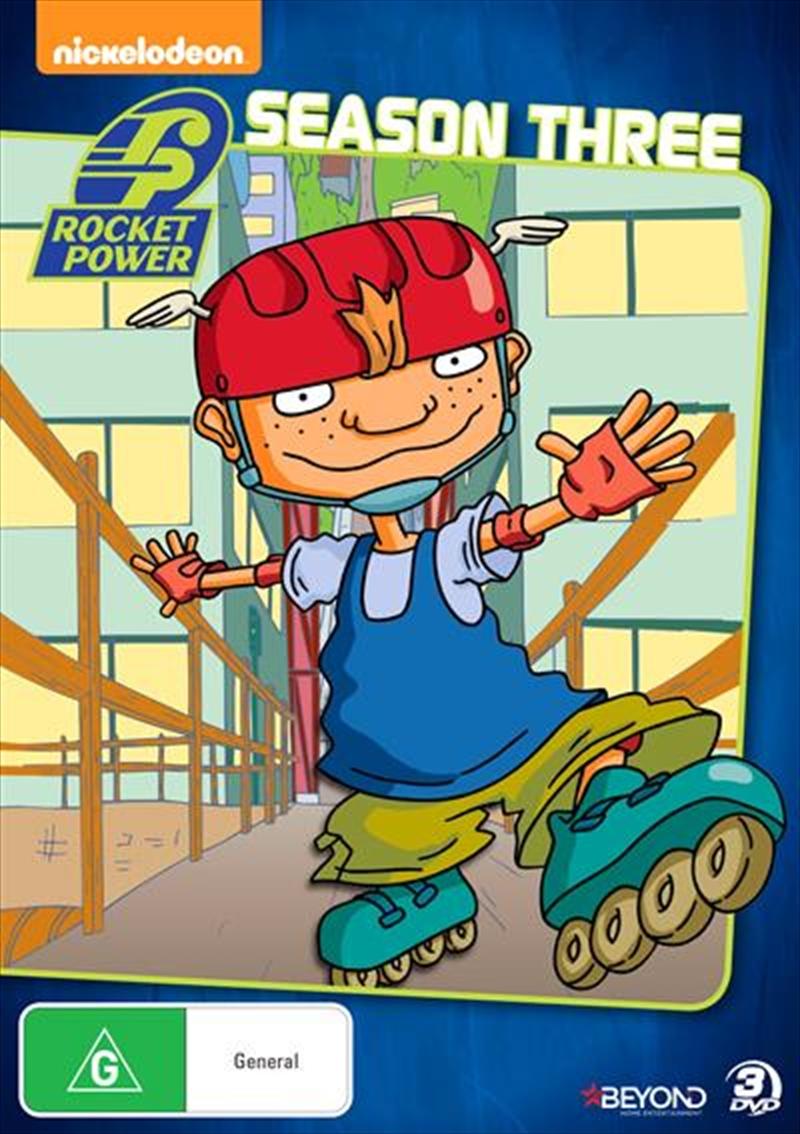 Rocket Power - Season 3 | DVD