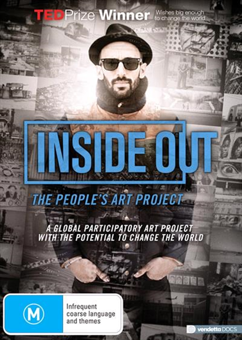 Inside Out - The People's Art Project | DVD