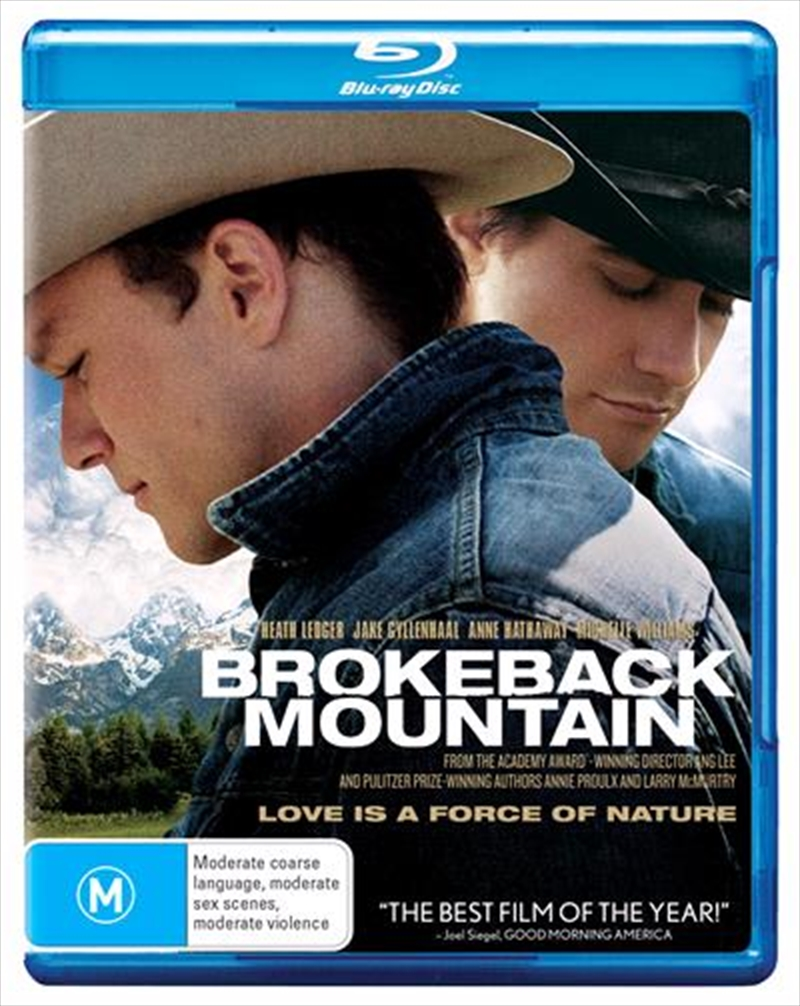 brokeback essay film mountain reading story Closing reading about gender rules in brokeback mountain (essay the whole storyline of the film is based on a love story between two men instead of a man.