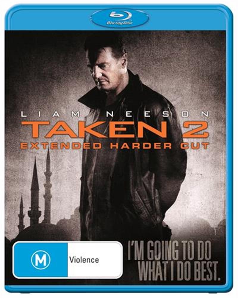 Taken 2 | Blu-ray