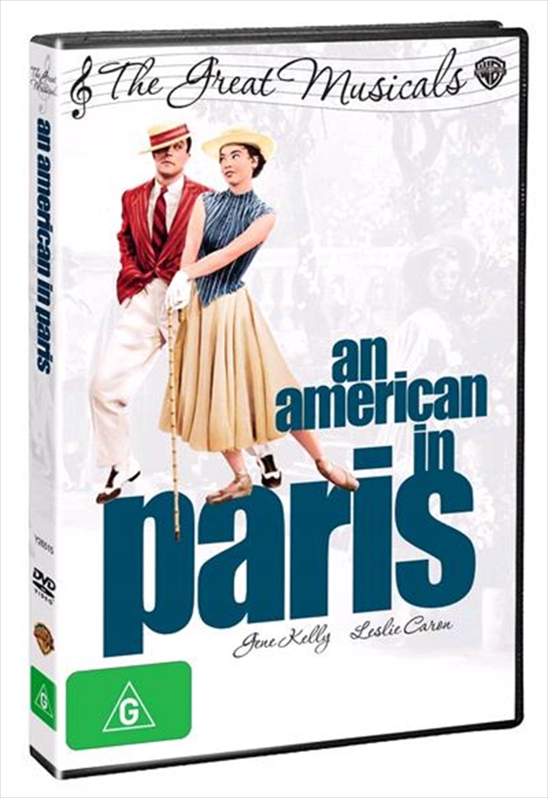 An American In Paris | DVD