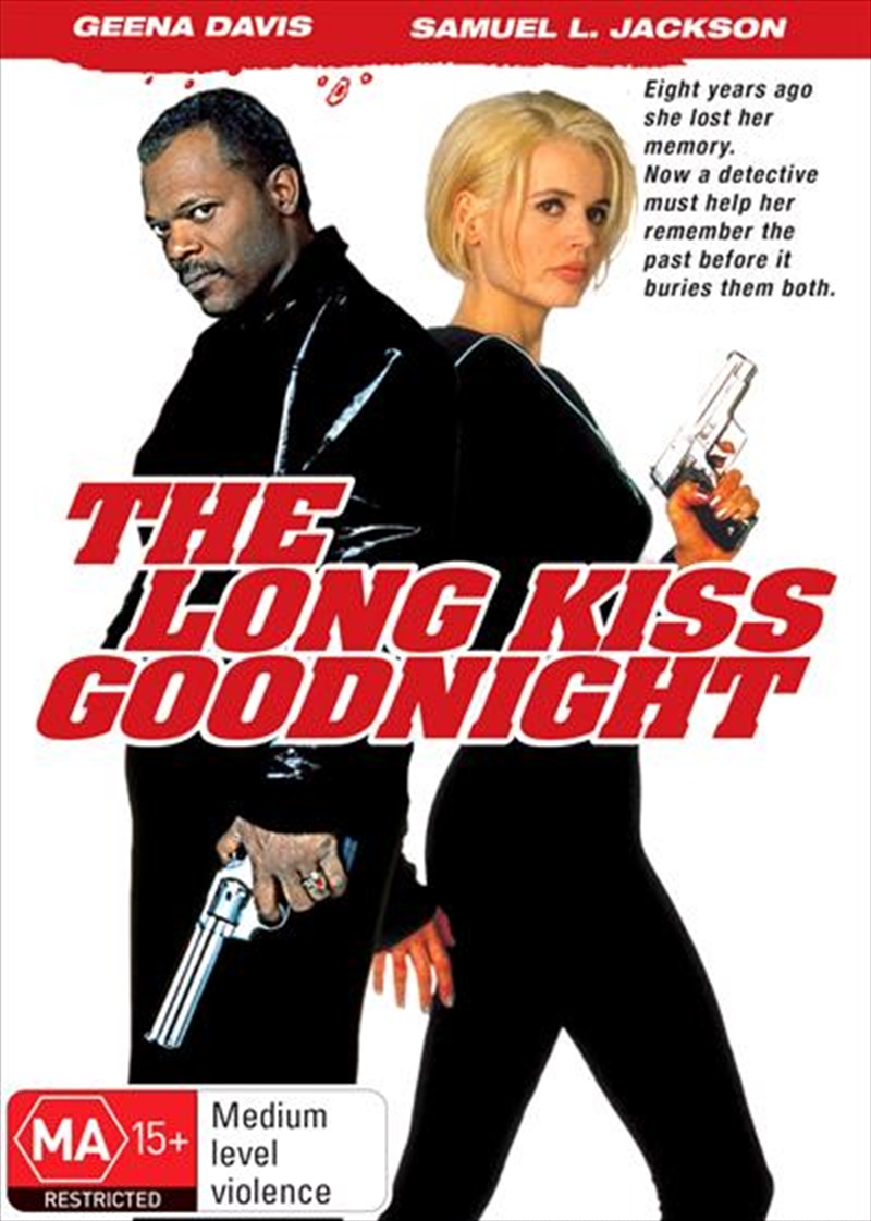 Long Kiss Goodnight, The | DVD