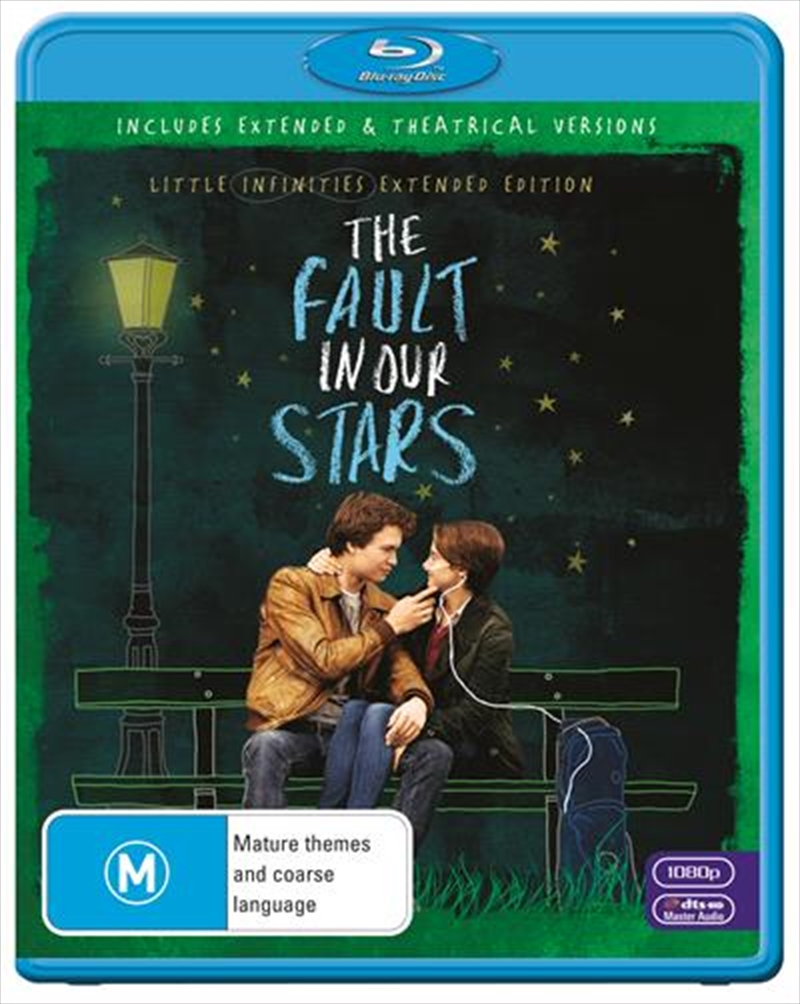 Fault In Our Stars, The | Blu-ray