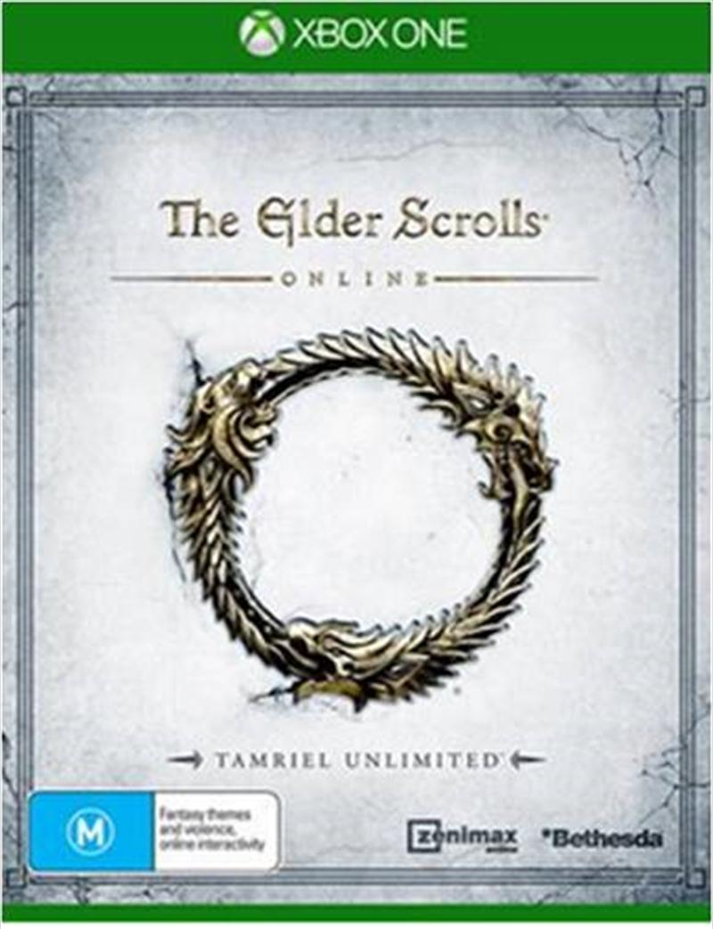 The Elder Scrolls Online Tamriel Unlimited | XBox One