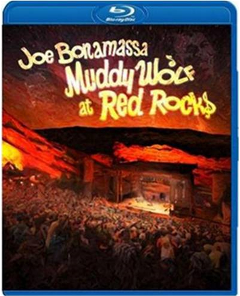Muddy Wolf At Red Rocks | Blu-ray