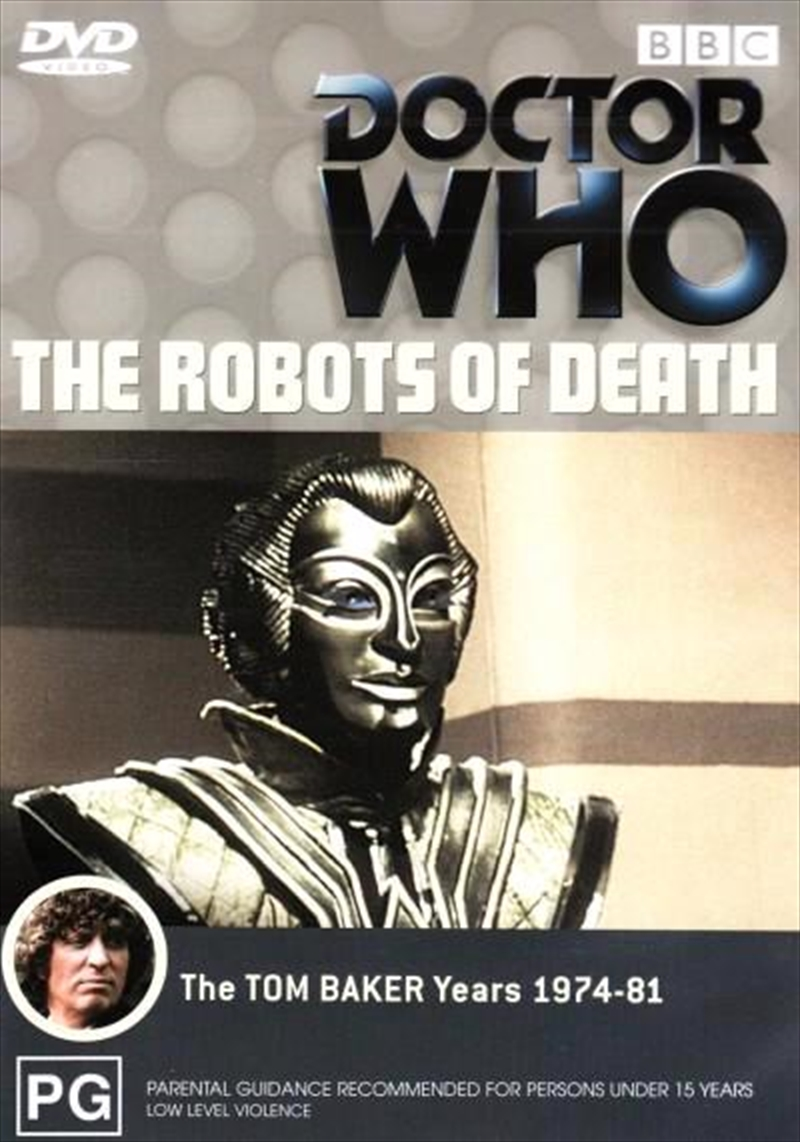 Doctor Who - Robots Of Death, The | DVD