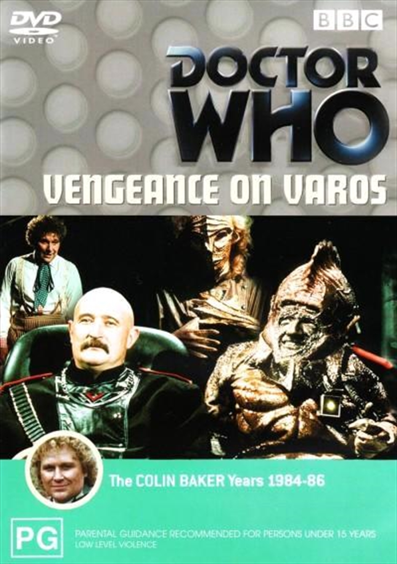 Doctor Who - Vengeance On Varos | DVD
