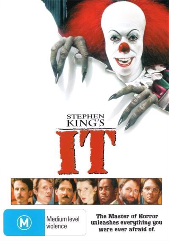 Stephen King's It | DVD