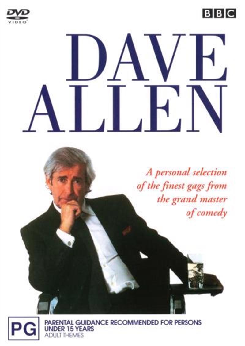 Dave Allen | DVD