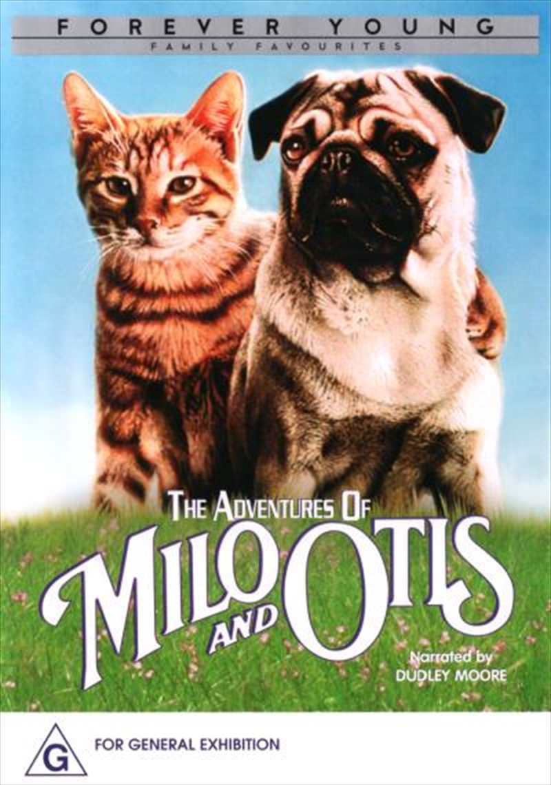 Adventures Of Milo And Otis, The