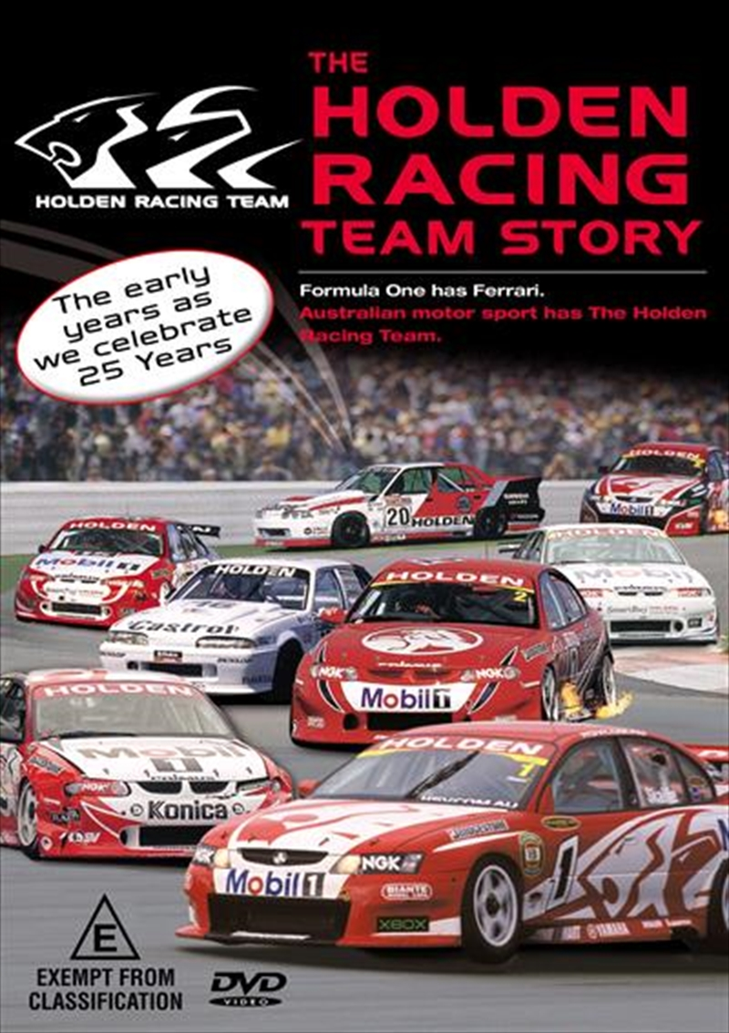 Holden Racing Team Story, The | DVD