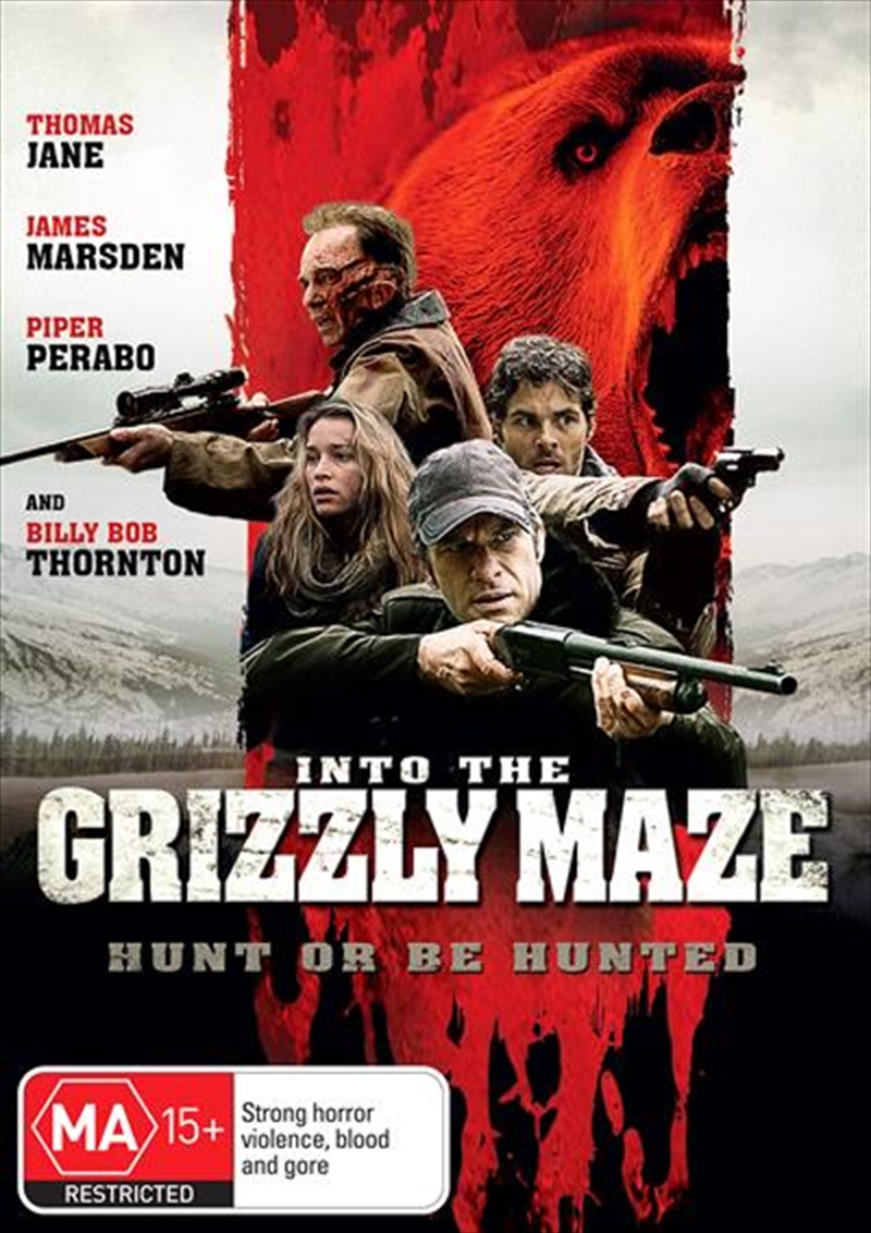 Into The Grizzly Maze | DVD