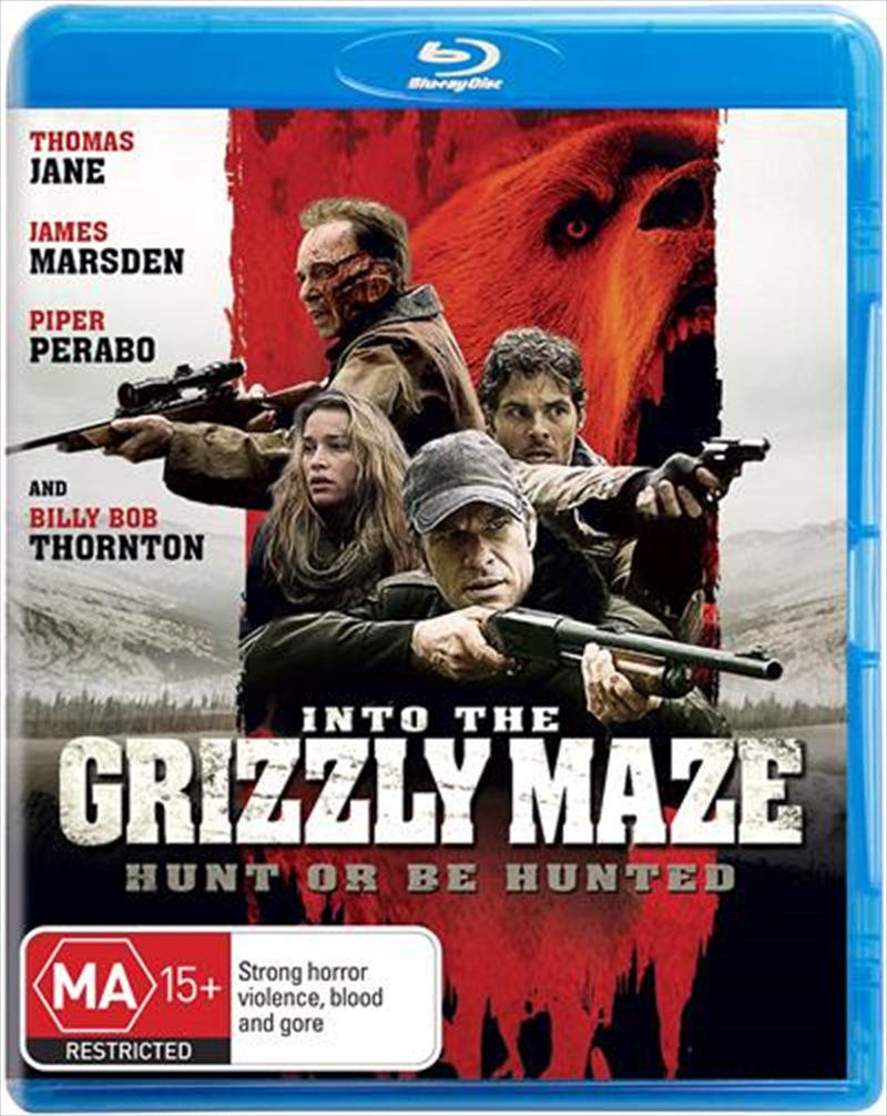 Into The Grizzly Maze | Blu-ray