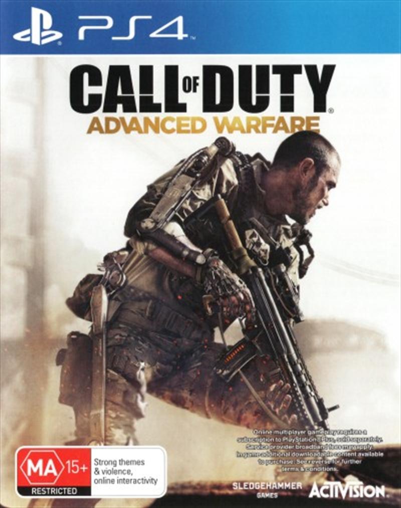 Call Of Duty Advanced Warfare | PlayStation 4