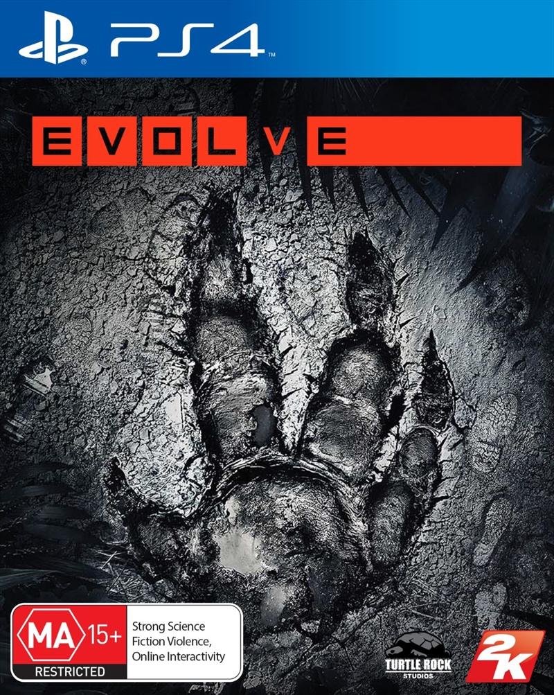 Evolve | PlayStation 4