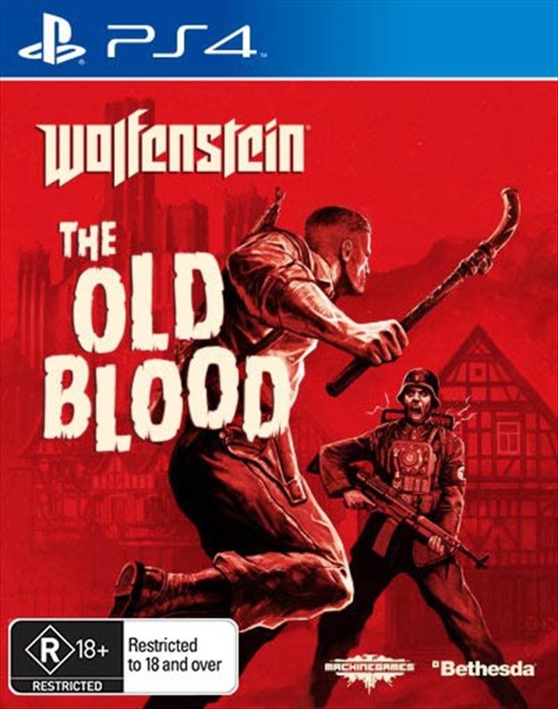 Wolfenstein The Old Blood | PlayStation 4