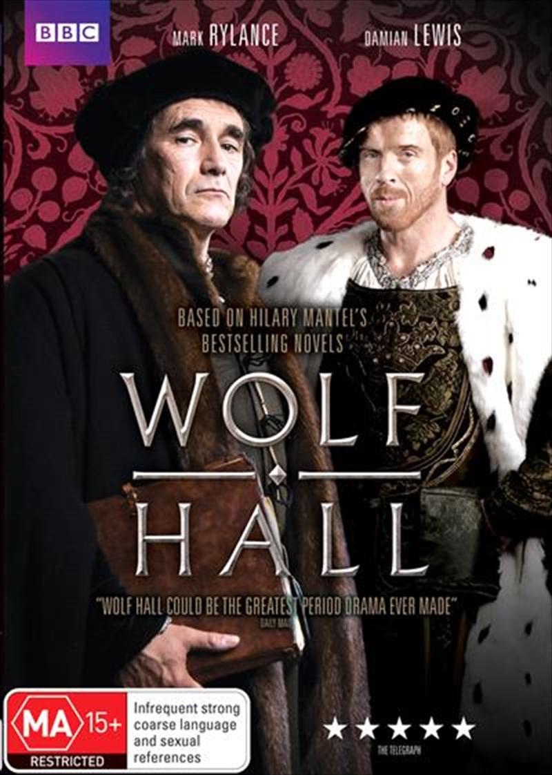 Wolf Hall | DVD