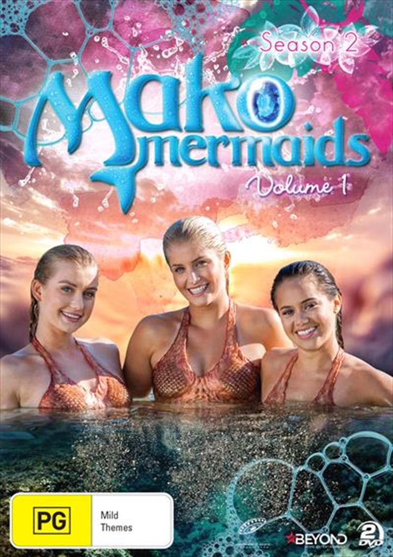 Mako Mermaids - Season 2 - Vol 1 | DVD