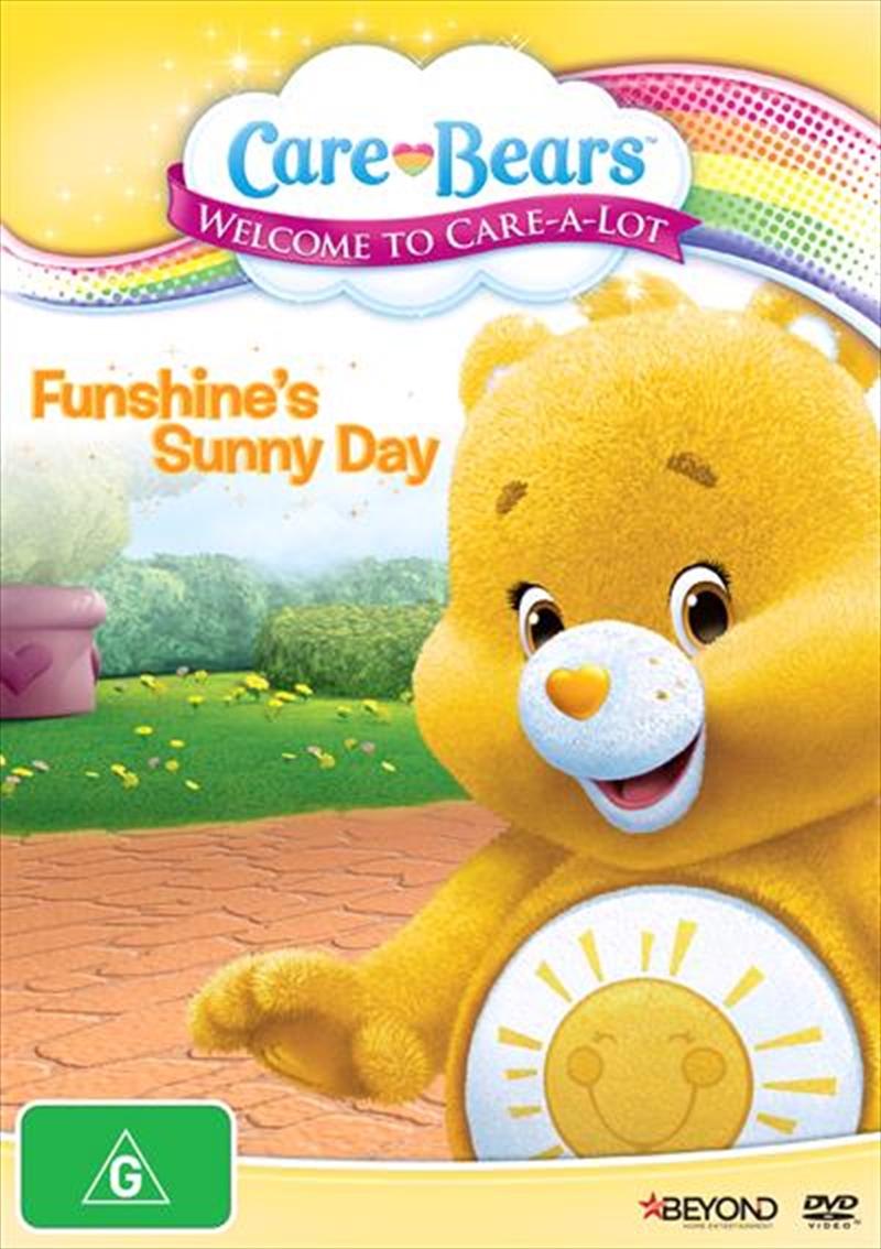 Care Bears - Funshine's Sunny Day | DVD