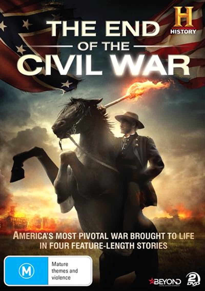 End Of The Civil War, The | DVD