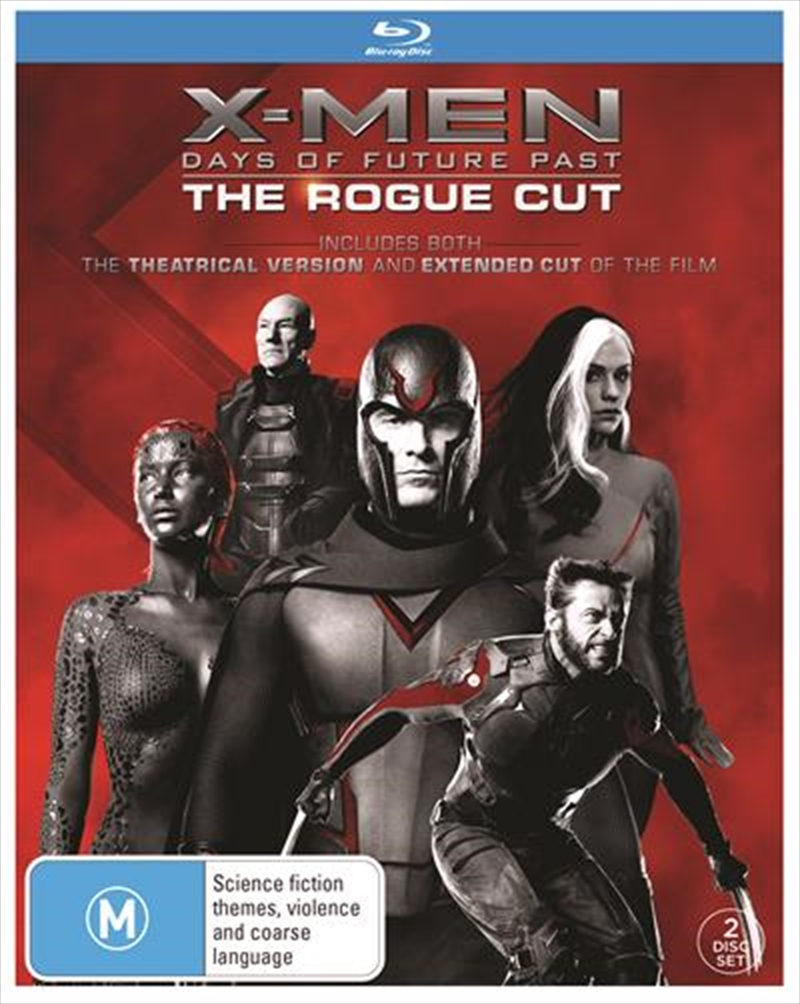 X-Men - Days Of Future Past | Rogue Cut
