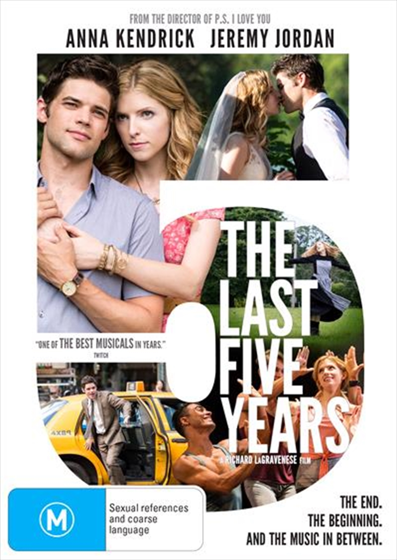 Last Five Years, The | DVD
