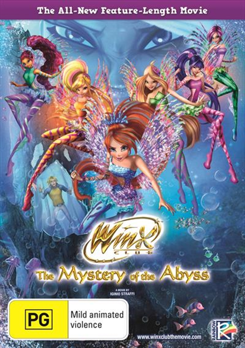 Winx Club - The Mystery Of The Abyss | DVD