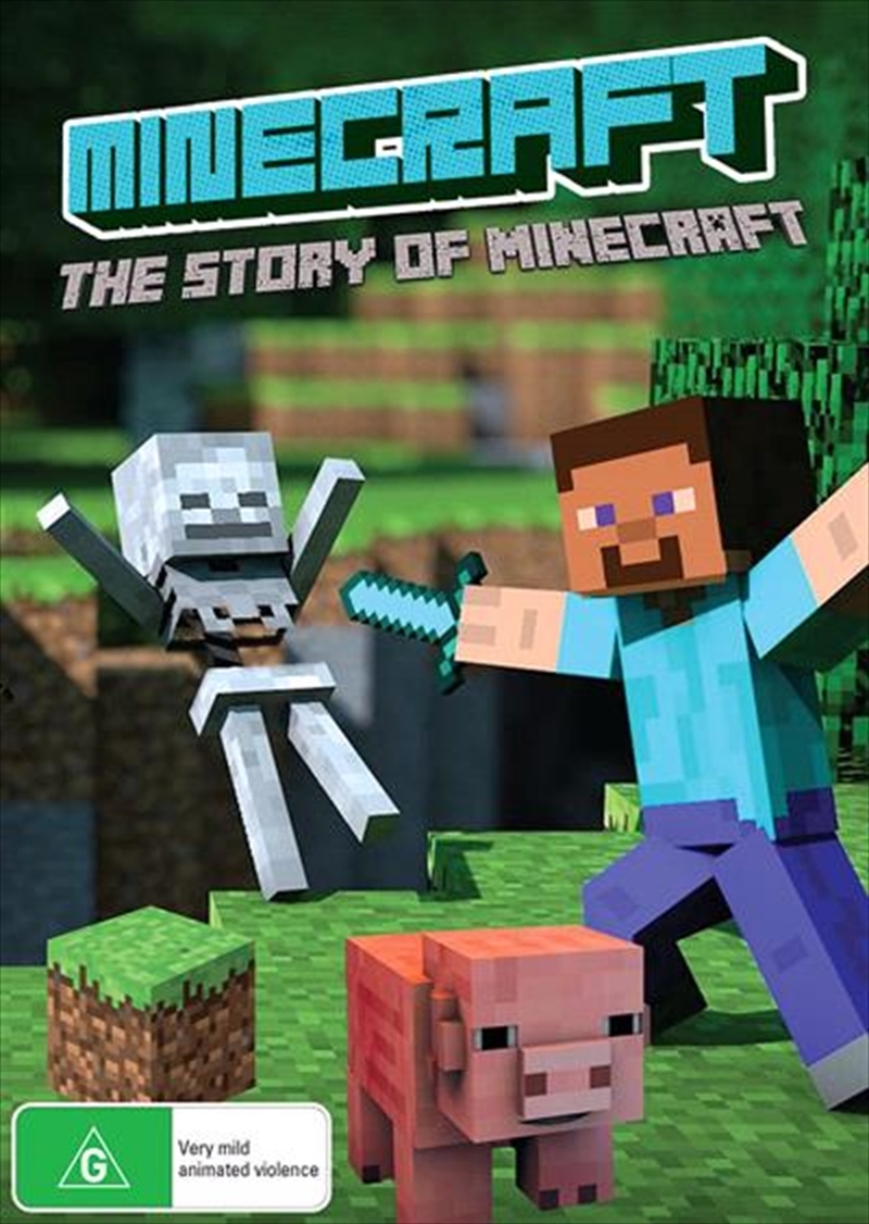 Story Of Minecraft, The | DVD