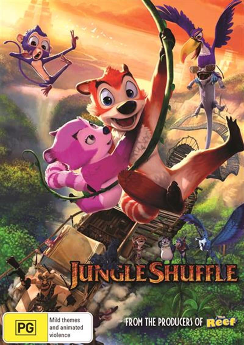 Jungle Shuffle | DVD