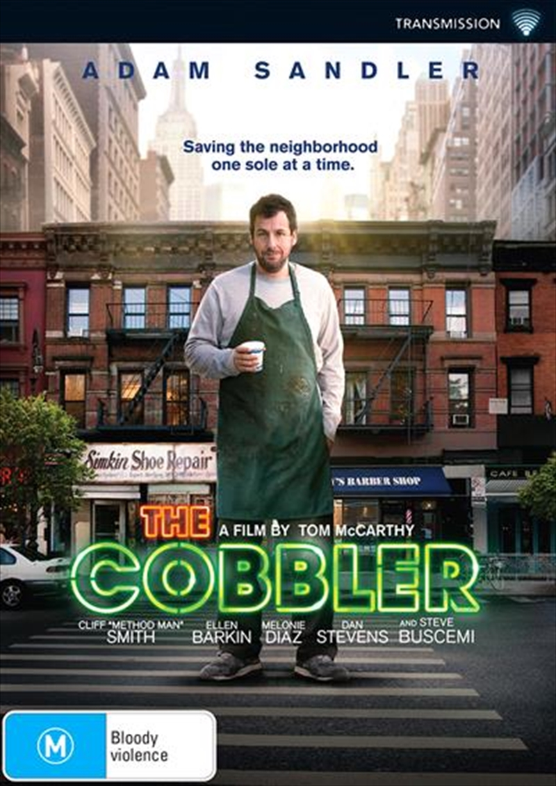 Cobbler, The | DVD