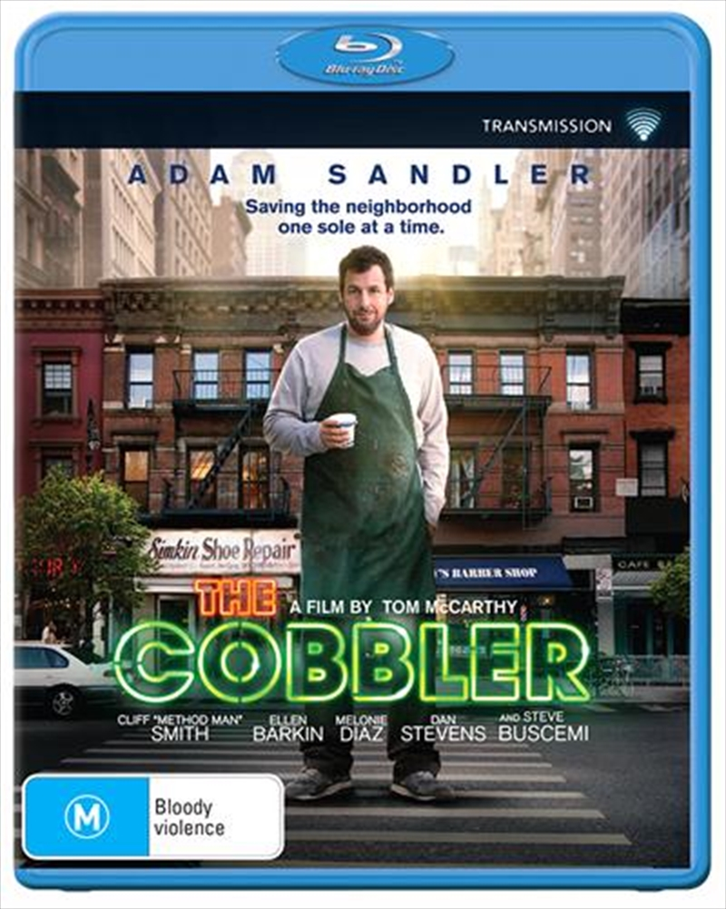 Cobbler, The | Blu-ray