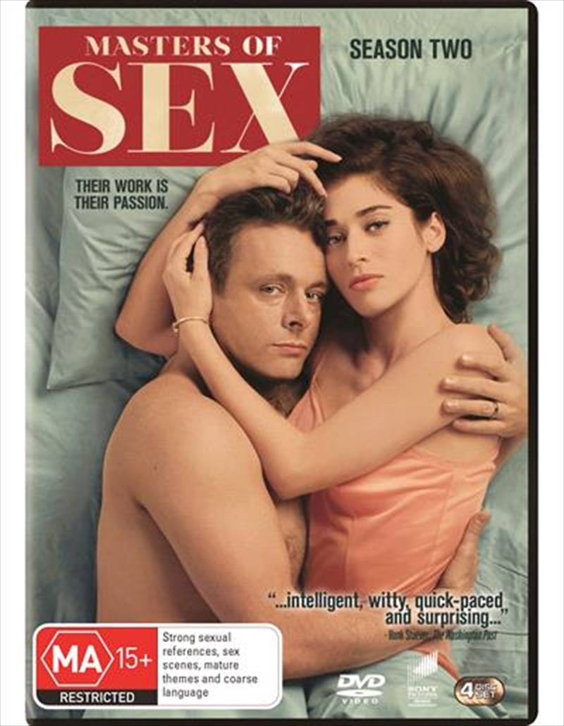 Masters Of Sex - Season 2 | DVD