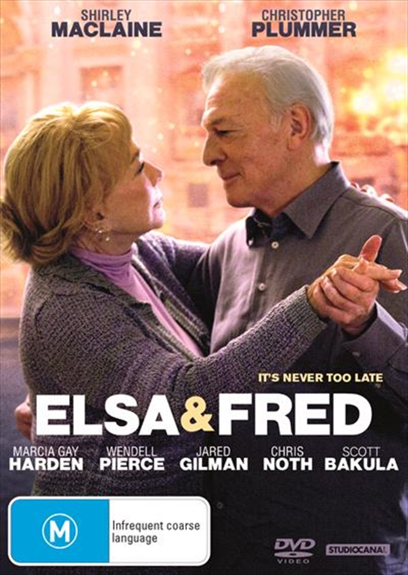 Elsa and Fred | DVD