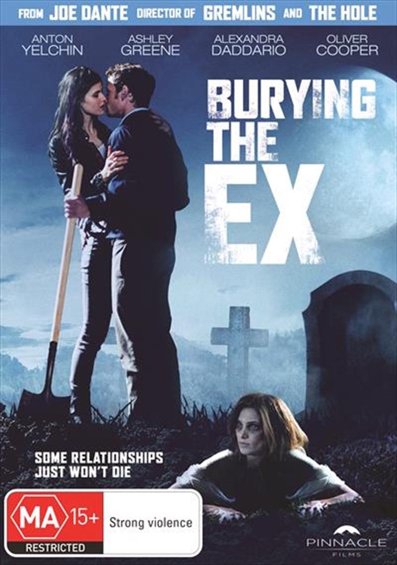 Burying The Ex | DVD