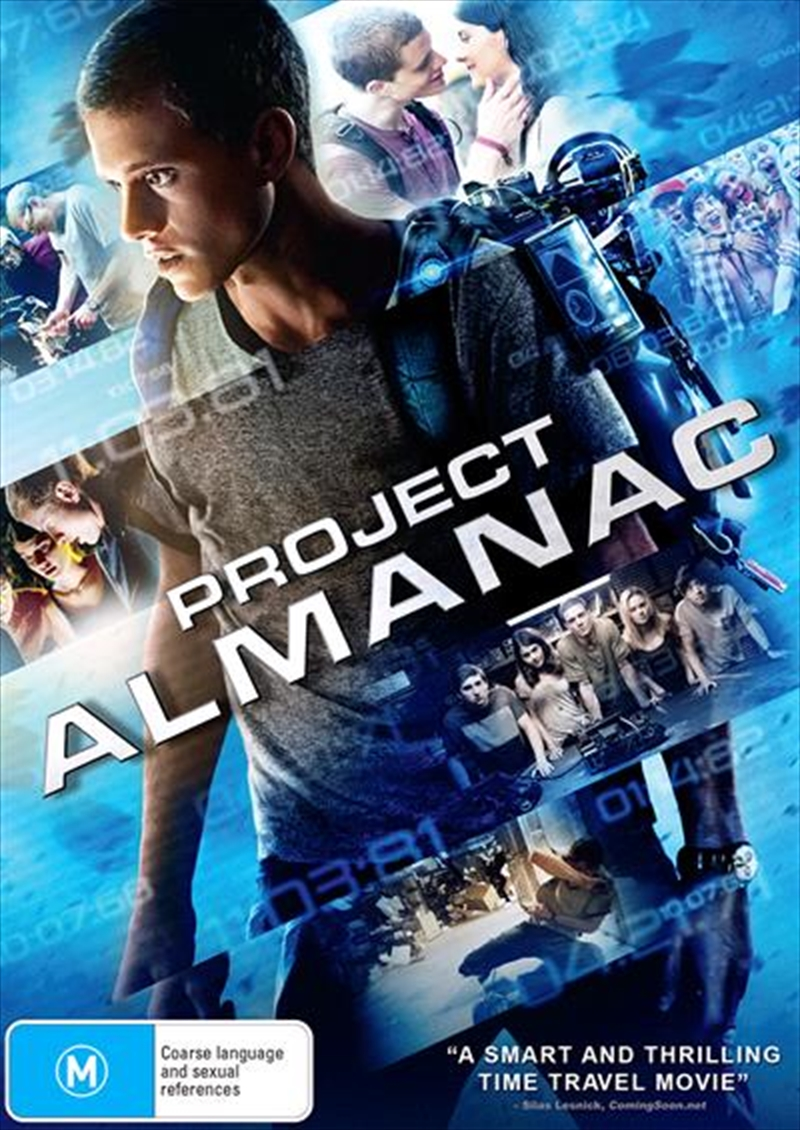 Project Almanac | DVD