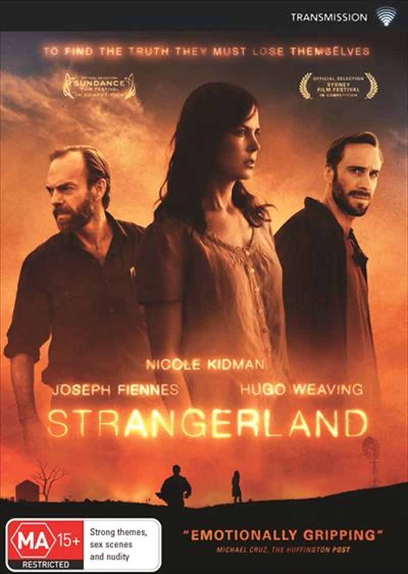 Strangerland | DVD