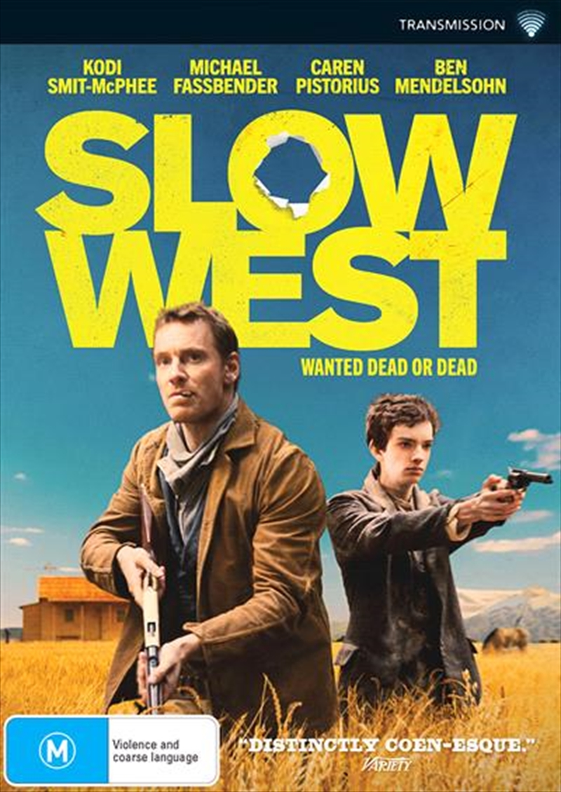 Slow West | DVD
