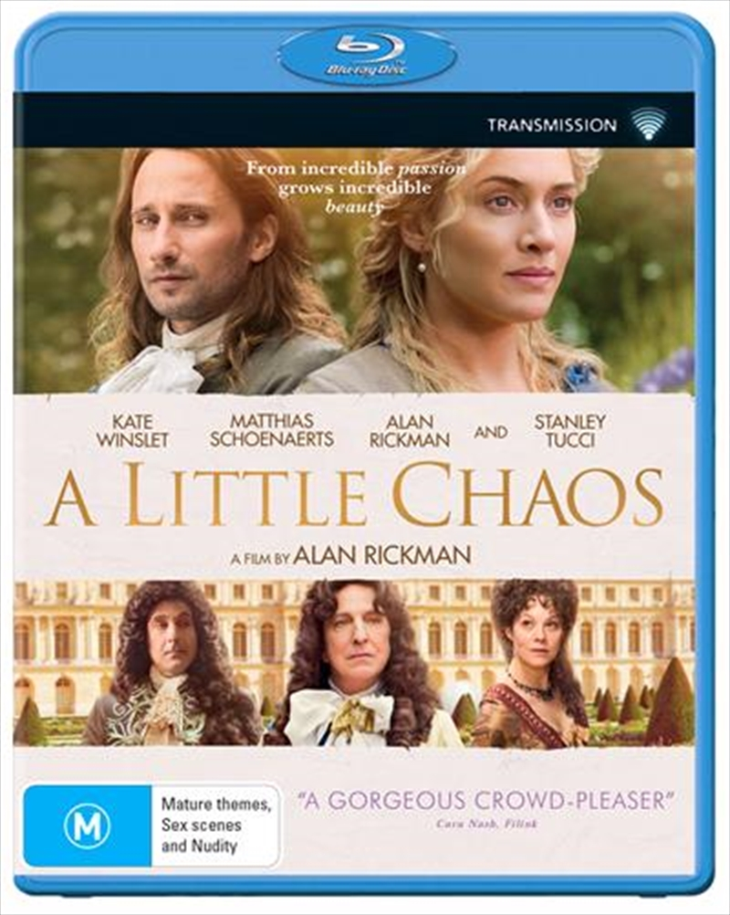 A Little Chaos | Blu-ray