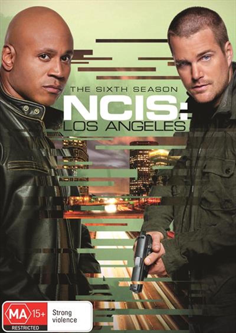 NCIS - Los Angeles - Season 6 | DVD