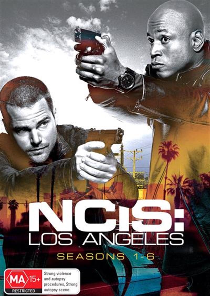Buy Ncis Los Angeles Season 1 6 Boxset Sanity