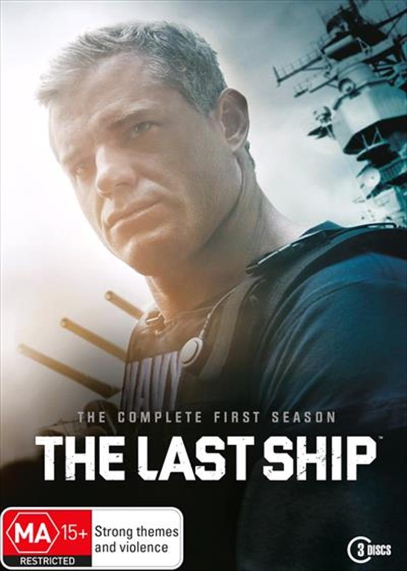 Last Ship, The | DVD