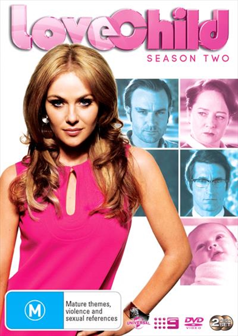 Love Child - Season 2 | DVD