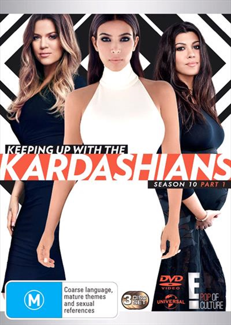Keeping Up With The Kardashians - Season 10 - Part 1 | DVD