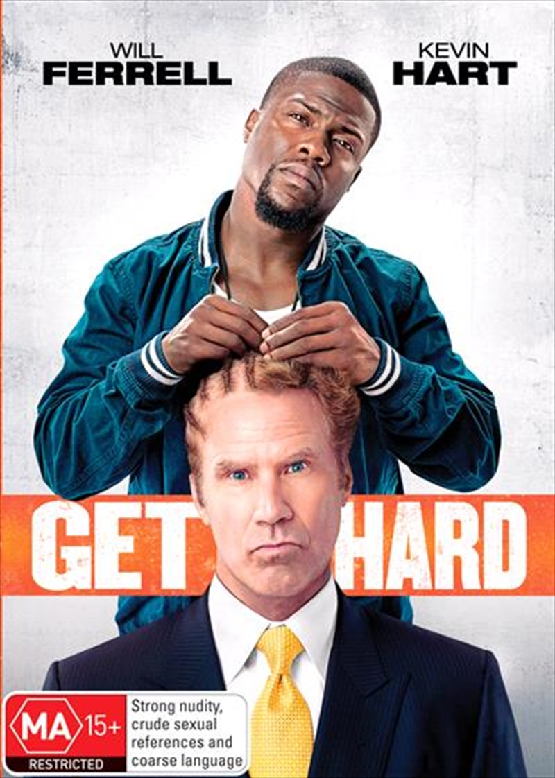 Get Hard | DVD